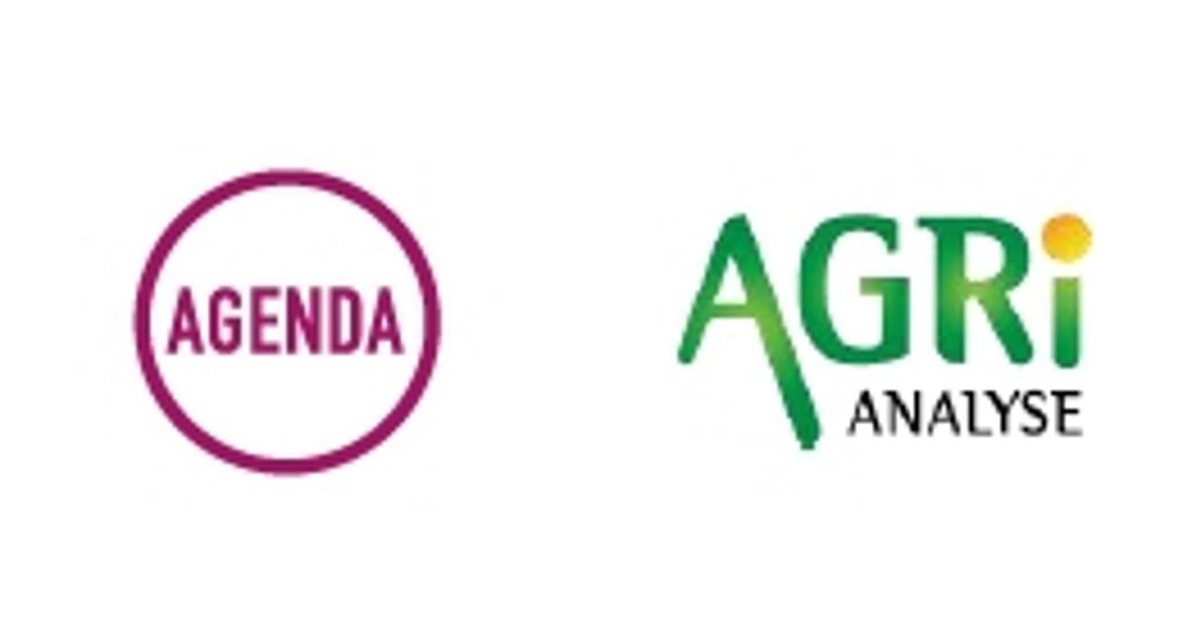 logoer for agenda og agrianalyse